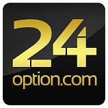 24option logo icon