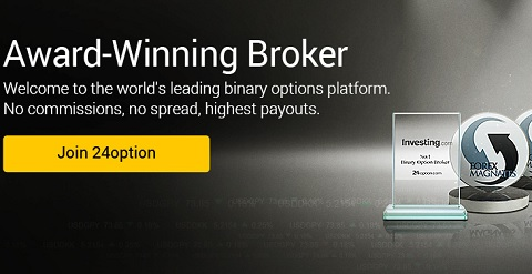 Winning broker 24option