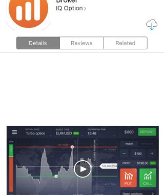 Binary Options Apps for AppStore & Android - Mobile Trading