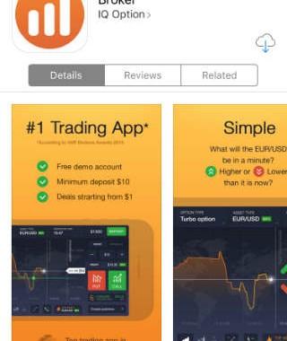 Binary options trading iphone app