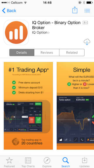 Top Rated IQ Option Best Stock Trading App Ipad Income