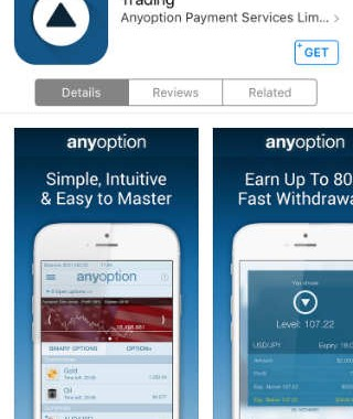 Binary options iphone apps